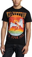 Led Zeppelin USA Tour 1975 T-Shirt