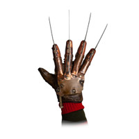 Trick or Treat Studios A Nightmare On Elm Street 2 Freddy's Revenge Freddy Krueger Glove