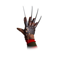 Trick or Treat Studios A Nightmare On Elm Street 4 Dream Master Freddy Krueger Glove