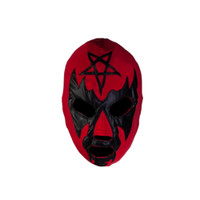 Trick or Treat Studios Rob Zombie's 3 From Hell Black Satan Mask