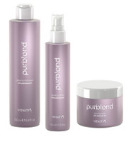 Vitality's Purblond Brassy Tone Neutralizer Hair Care Kit