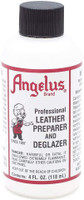 Angelus Paint Leather Preparer and Deglazer 5 oz