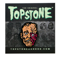 Topstone Horror Horrible Melting Man Enamel Pin