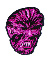 "Topstone Horror Teen Werewolf Retro Horror Halloween Embroidered Patch 3"" x 3.5"""