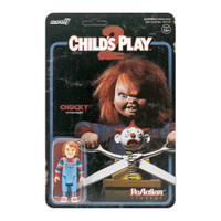 Super7 Child's Play 2 Evil Chucky ReAction Figure 3.75""
