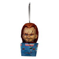 Trick or Treat Studios Seed of Chucky Chucky Bust Holiday Horrors Ornament