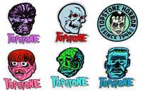 Topstone Horror Sticker Pack Version 1