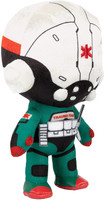 Cyberpunk 2077 M8Z Trauma Team Security Specialist Plush Toy