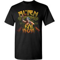 Alien Weaponry Kai Tangata Logo T-Shirt