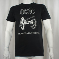 AC/DC T-Shirt - For Those About to Rock