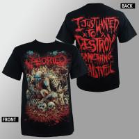 Aborted T-Shirt - Godmachine