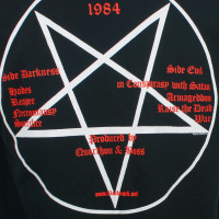 Bathory T-Shirt - Goat Logo