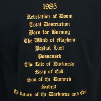 Bathory T-Shirt - Return
