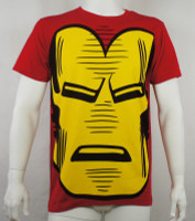 Iron Man T-Shirt - Big Head