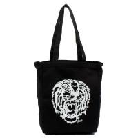 Sailor Jerry Tote Hand Bag - Tiger Black