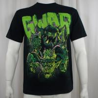 GWAR T-Shirt - Destroyers Black w/ Green