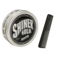 Shiner Gold 4 Oz Heavy Strong Hold Pomade