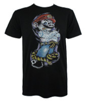 Black Market Art T-Shirt -  Jay Boss Mario