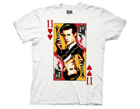 Doctor Who Playing Card T-Shirt