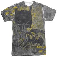 Batman Sublimation T-Shirt - Nevermore Allover