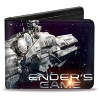 Ender's Game Bifold Wallet - Launch Battleship