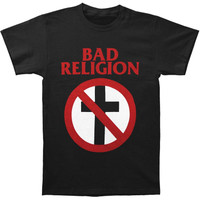Bad Religion T-Shirt - Classic Crossbuster