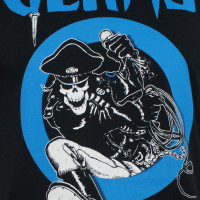 Germs T-Shirt - Skeleton Circle Logo