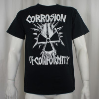 Corrosion of Conformity T-Shirt - Old School Logo