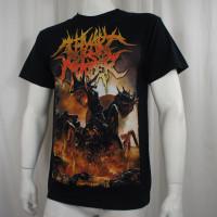 Thy Art Is Murder T-Shirt - Hate Cover Logo