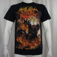 Thy Art Is Murder T-Shirt - Hate Cover Logo