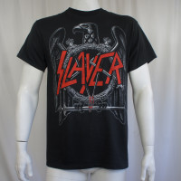 Slayer T-Shirt - Black Eagle