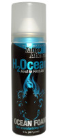 H2Ocean 2 Oz Ocean Foam Skin Moisturizer