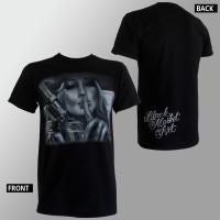 Black Market Art T-Shirt - Queen Of The West