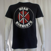 Dead Kennedys T-Shirt - Brick Wall Logo