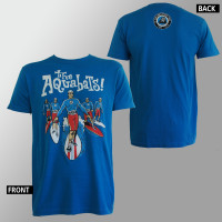 Aquabats T-Shirt - Surfer