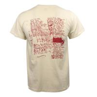 Behemoth T-Shirt - Lvcifer Natural