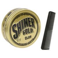 Shiner Gold 4 Oz Clay Pomade