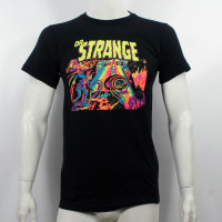 Doctor Strange T-Shirt - Blacklight Poster