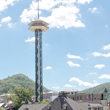 Gatlinburg Space Needle Admission