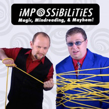 Impossibilities-An Evening of Magic, Mindreading and Mayhem!