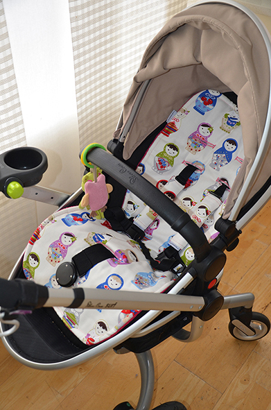 Silvercross Surf And Wayfearer Pram Liners And Footmuffs