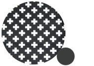 Crosses Black & White Snuggle Bag to fit Baby Jogger City Mini GT