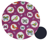 Magic Garden to fit Baby Jogger - all cotton
