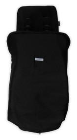 Jet Black Snuggle Bag to fit Steelcraft Strider/Strider Plus