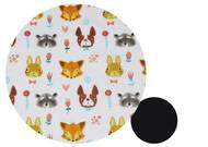 Furry Mates Cotton Pram Liner to fit SilverCross