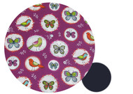 Magic Garden Cotton Pram Liner to fit Bugaboo Bee