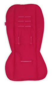 Hot Pink Cotton Pram Liner to fit Stokke - order for Janelle