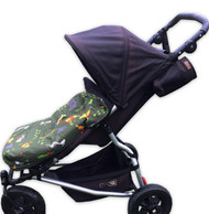 "Safari ""Race a Rama"" Snuggle to fit Mountain Buggy Swift/Mini"