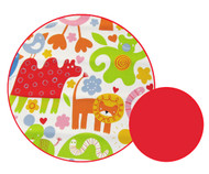Jungle Animals Snuggle Bag to fit Baby Jogger - limited stock