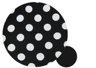 Minnie Polka Dot Snuggle Bag to fit Mountain Buggy Plus One - order for Hannah